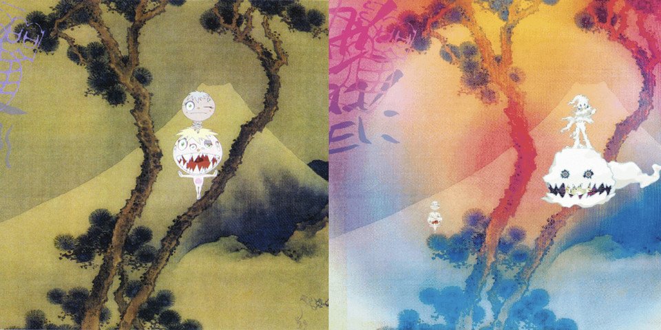 Kids See Ghosts Album Artwork Inspiration Hypebeast