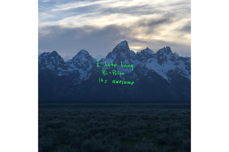 "Kanye West ""YE"" New Album Stream Spotify Apple Music Stationhead Kim Kardashian Pusha T Premeditated Murder Menacing Extasy Wouldn't Leak Jeremih Butterfly/Energy Young Thug Make No Mistake Some Day John Legend 070 Shake Kid Cudi Cry Tonight Dej Loaf Willow Smith Nicki Minaj Yeezy Season Available Purchase Listen Now Free Friday 1 9 June 2018 Wyoming Jackson Hole Chris Rock Jonah Hill 2 Chainz Luka Sabbat Kerwin Frost Theophilus London Lil Yachty Ty Dolla $ign"