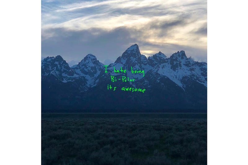 Kanye West ye Billboard 200 Number 1 One Album Streaming Sales Release Information Wyoming The Beatles Eminem Record Breaking Eighth Consecutive