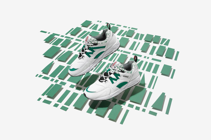 karhu fusion 2 0 og spring summer 2018 ultramarine green white