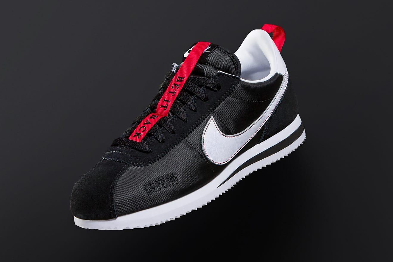 Kendrick Lamar x Nike Cortez Kenny III
