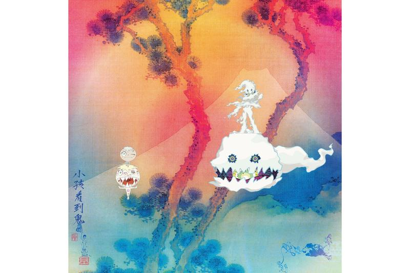 Kid Cudi Kanye West Kids See Ghosts Album Stream Los Angeles Pusha T Ty Dolla $ign Mos Def