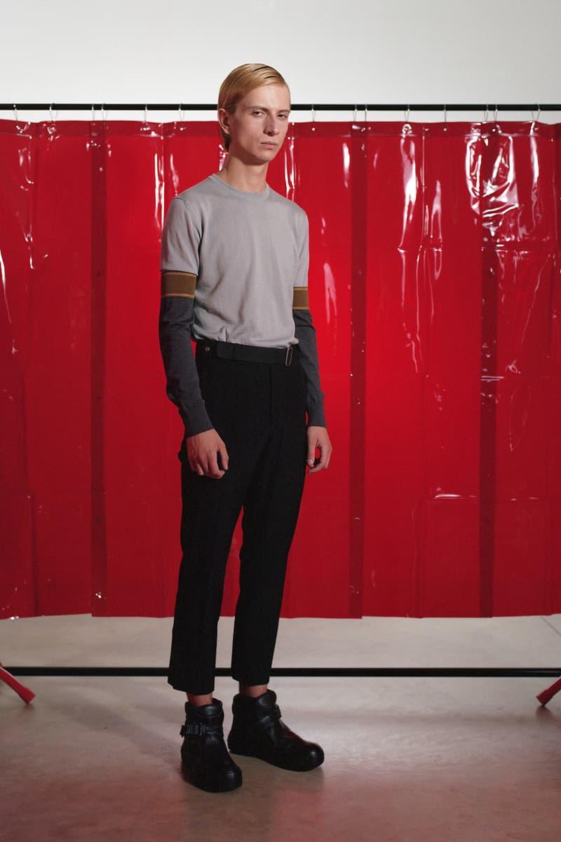 Kiko Kostadinov Mackintosh 0004 Lookbook Spring/Summer 2019 First Look Release Details