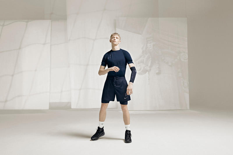 "Nike x Kim Jones ""Football Reimagined"" Lookbook Collection London Kings Road Tailoring Sport Tech Punk Era DIY Hybrid Sneakers Kicks Shoes Trainers Footscape Vandal Air Max 97"