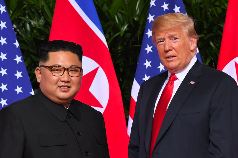 kim jong un donald trump singapore summit memes