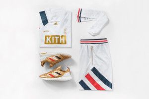 "KITH & adidas Football Continue Their Collaborative Efforts With New ""Chapter 3"" Collection"