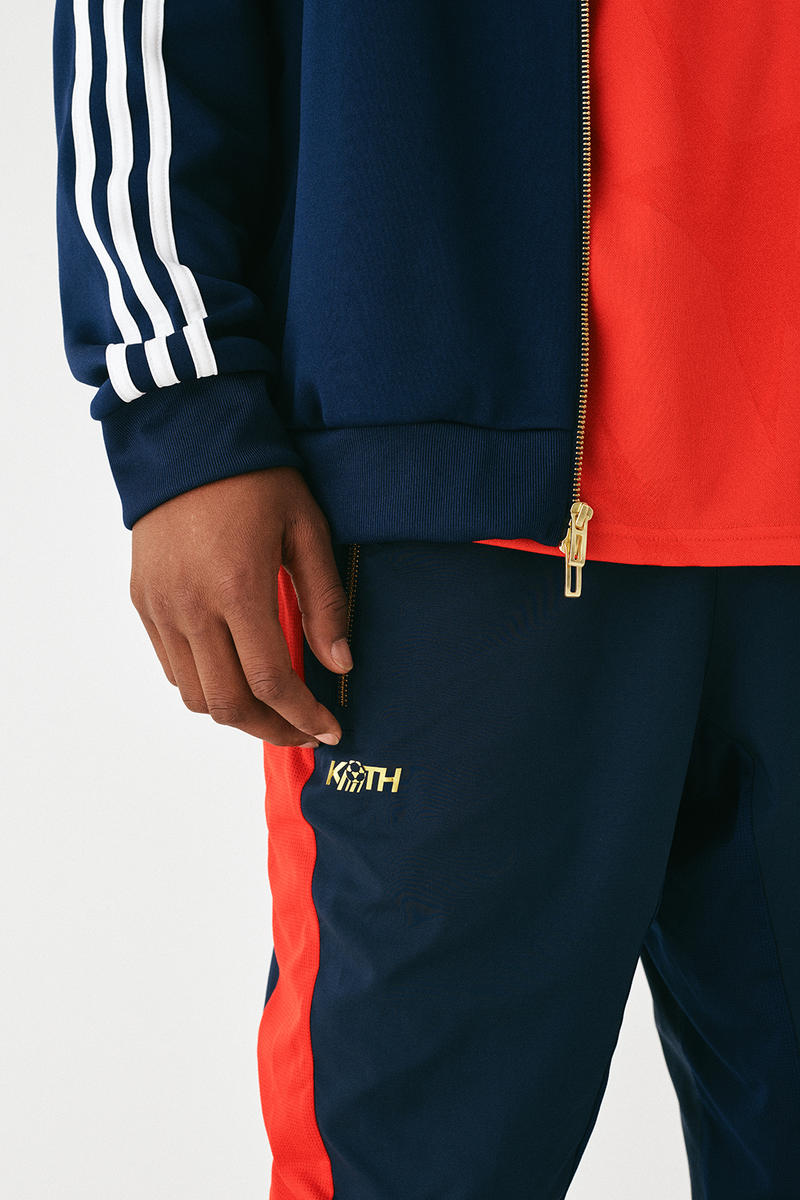 Kith adidas Soccer Chapter 3 Lookbook collection june 29 2018 release date info drop sneakers shoes footwear