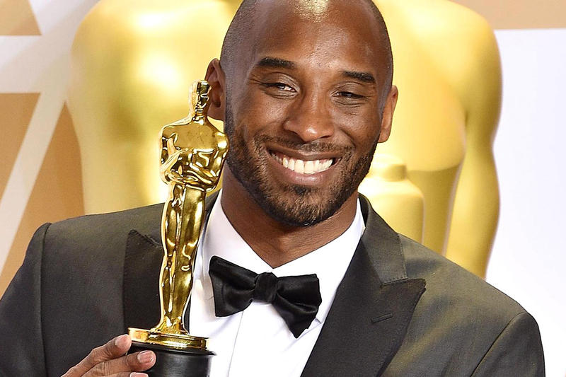 Kobe Bryant Film Academy Entry Academy of Motion Picture Arts and Sciences Dear Basketball Best Animated Short The Oscars Glen Keane