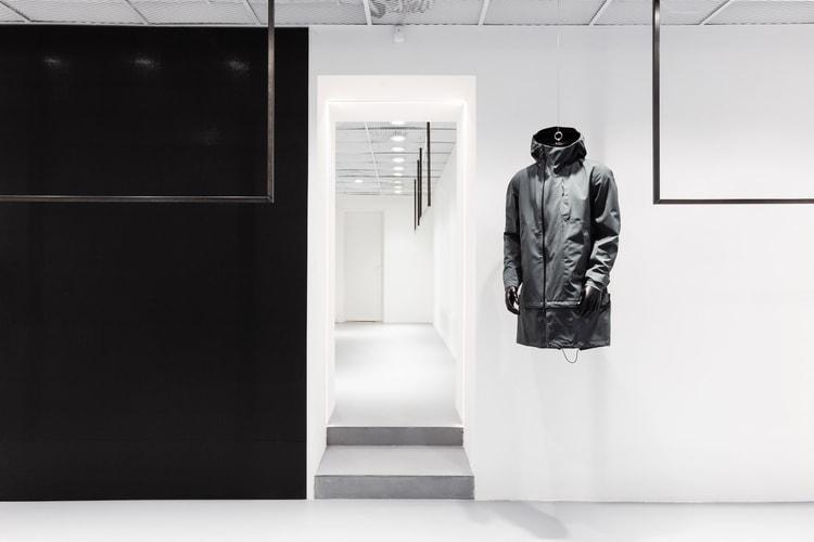 27330865baae Russian Technical Clothing Label KRAKATAU Opens Domestic Flagship
