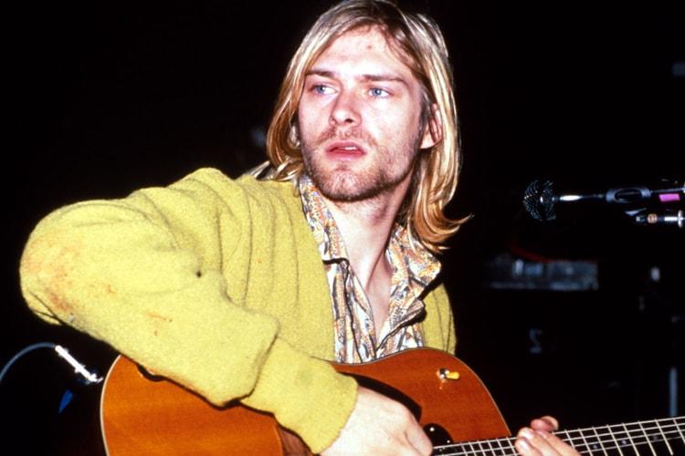 467858364385 Kurt Cobain s Personal Artworks   Belongings Wrecked by Fire