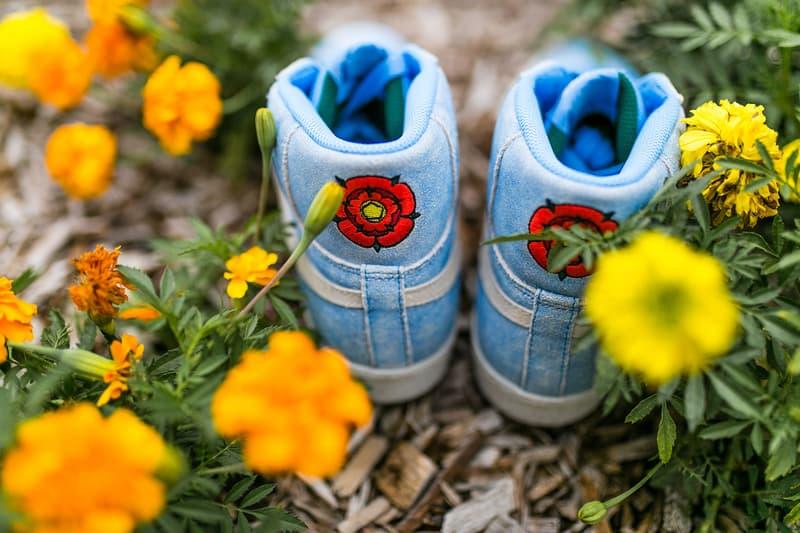 Lance Mountain Nike SB Zoom Blazer Mid University Blue Light Bone july 10 2018 release date info drop sneakers shoes footwear