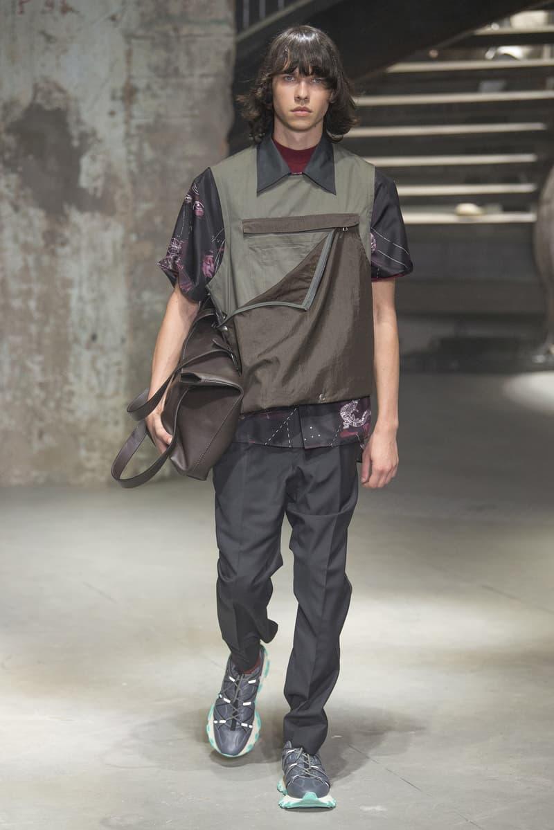 Lanvin Spring/Summer 2019 Collection Show menswear paris fashion week runway lucas ossendrijver