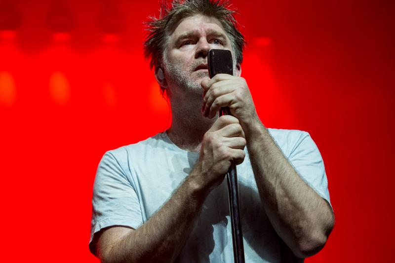 LCD Soundsystem American Dream Tour