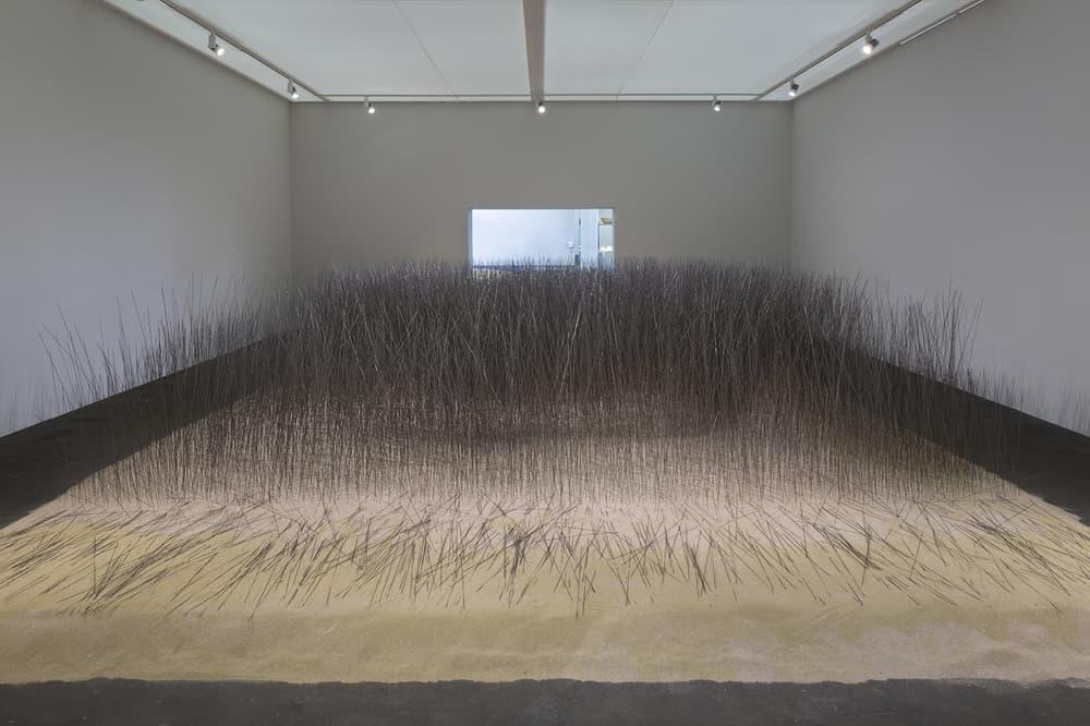Lee Ufan Exhibition Art Basel Unlimited 2018