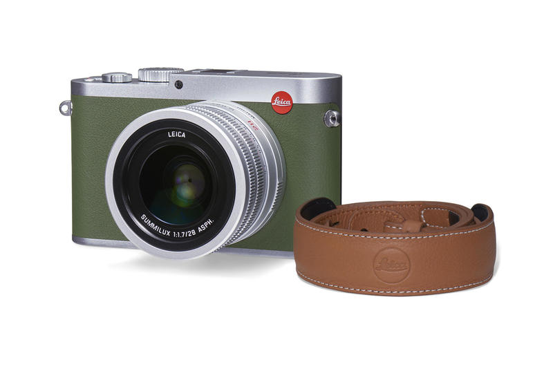 Leica q safari edition announced for japan photography
