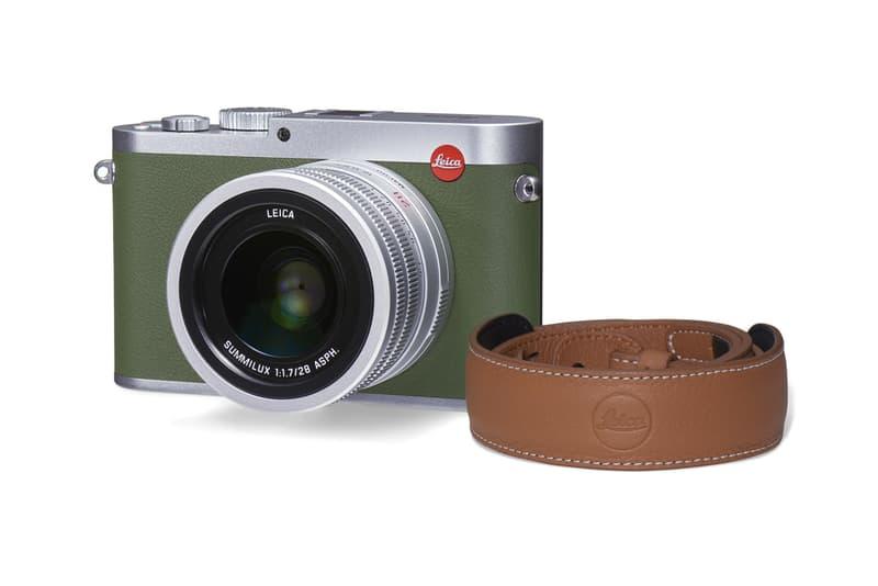 Leica q safari edition announced for japan photography