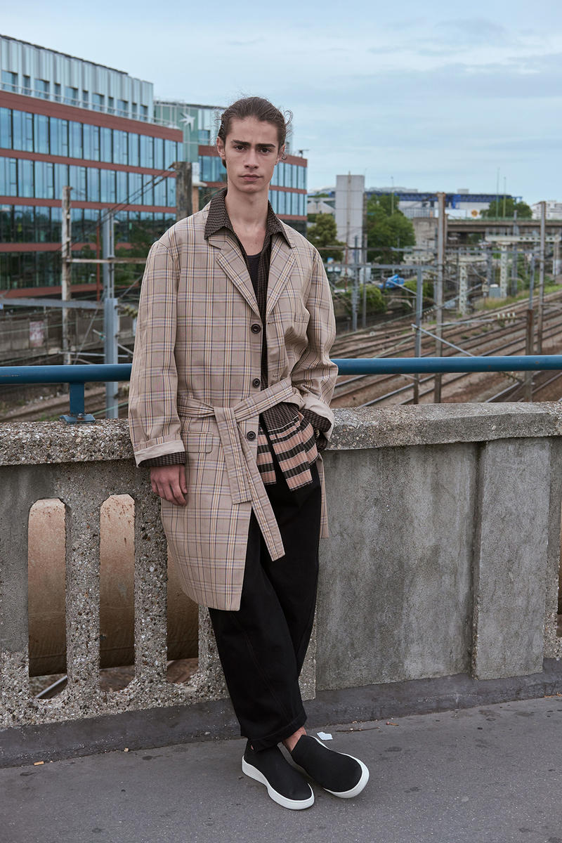 Lemaire Spring/Summer 2019 Collection Paris Fashion Week Men's Christophe Lemaire Hermes Uniqlo