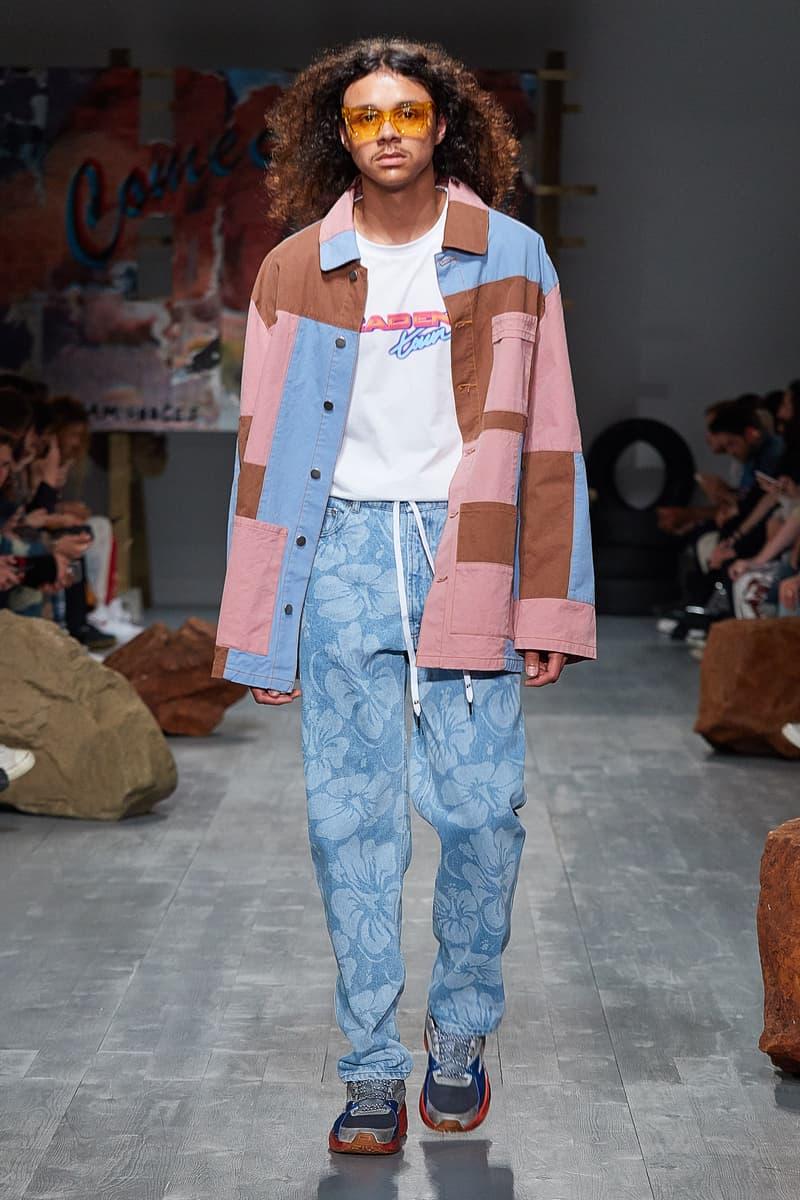 Liam Hodges Spring/Summer 2019 London Fashion Week