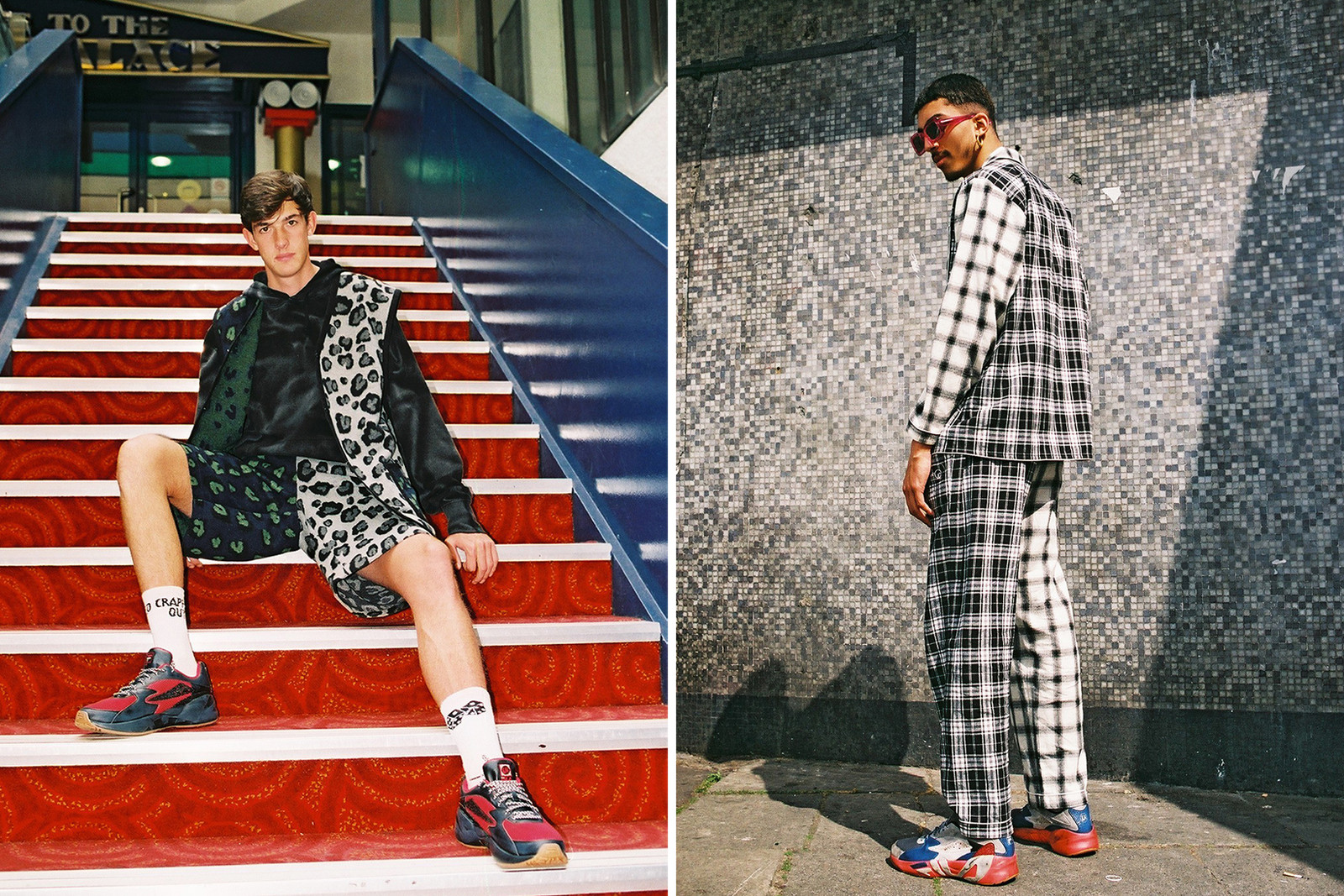 Liam Hodges Spring/Summer 2019 Las Vegas Interview Lookbook Collection London Fashion Week LFW Mens