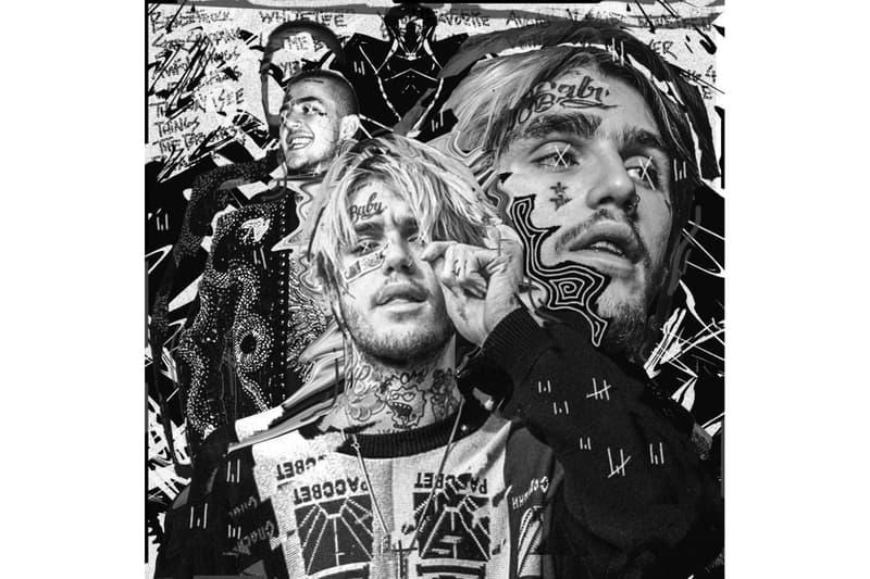 Lil Peep Sex With My Ex Single Stream june 15 2018 release date info drop debut premiere spotify apple music
