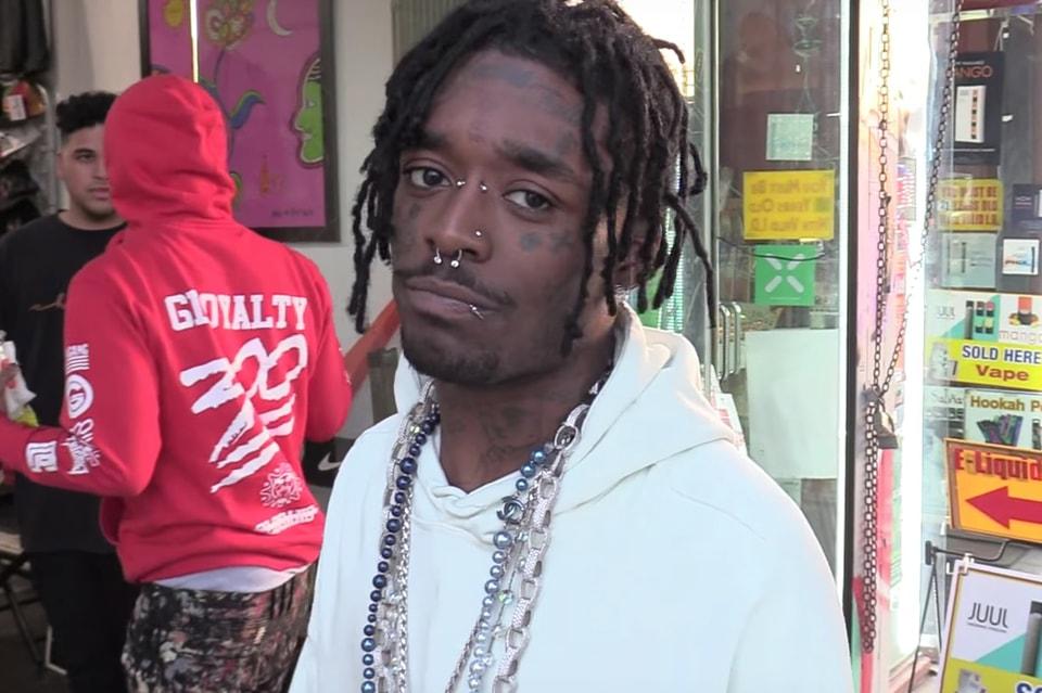 8b95643a3094 Lil Uzi Vert   Rich the Kid Get Into an Altercation in Philadelphia
