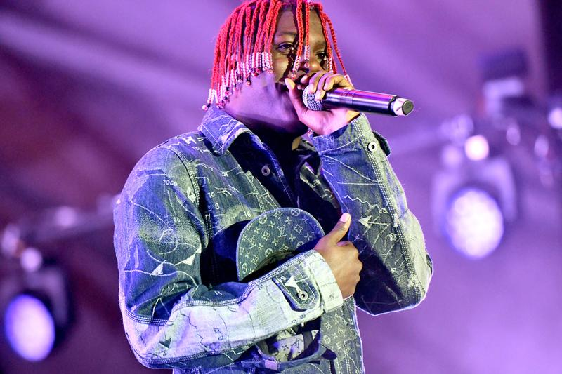 Lil Yachty Oh Yeah Captain Underpants