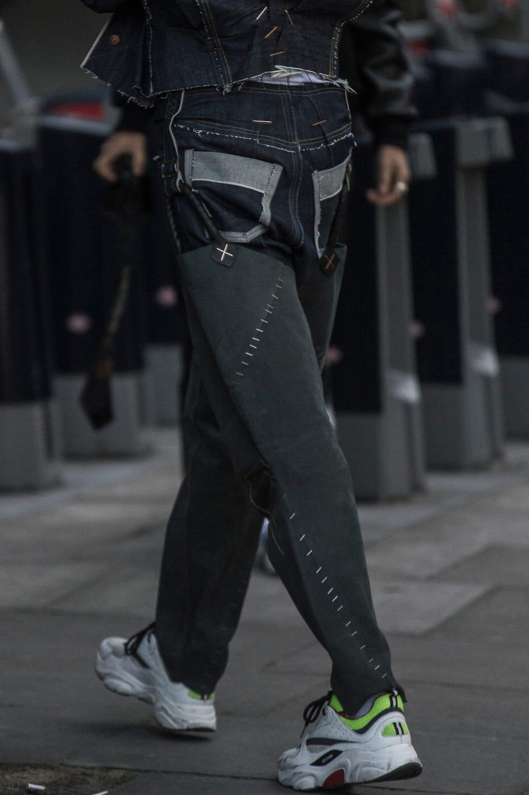 London Fashion Week: Men's SS19 Street
