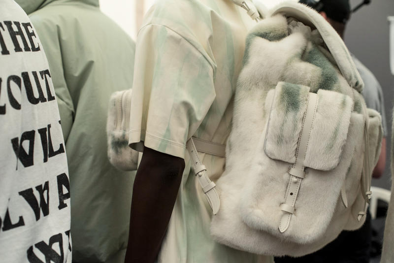 Louis vuitton spring summer 2019 backstage runway show collection virgil  abloh debut premiere first accessories bags f763cf8840746