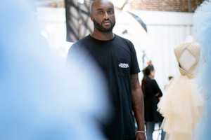 Louis Vuitton Teases A Monogram-Less Trunk By Virgil Abloh