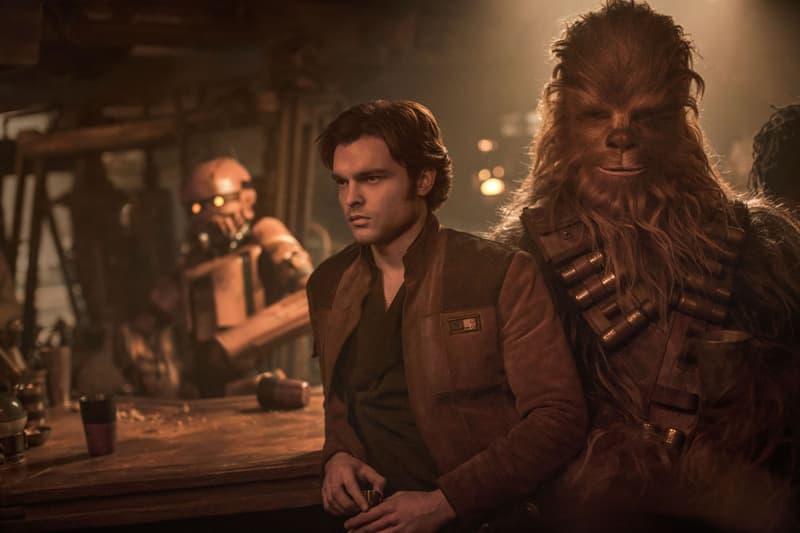 Lucasfilm a Star Wars Story spinoff Obi Wan Solo Boba Fett Disney Postpones shelves put on hold george lucas chewbacca chewie disney