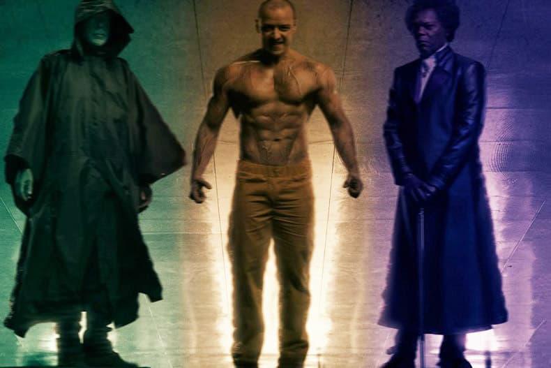 M Night Shyamalan Reveals Glass Movie Poster Hypebeast