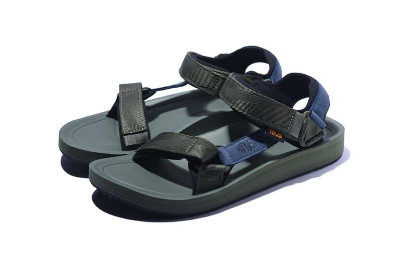 MADNESS Teva Original Universal Premier Sandals june july 2018 release date info drop shoes footwear