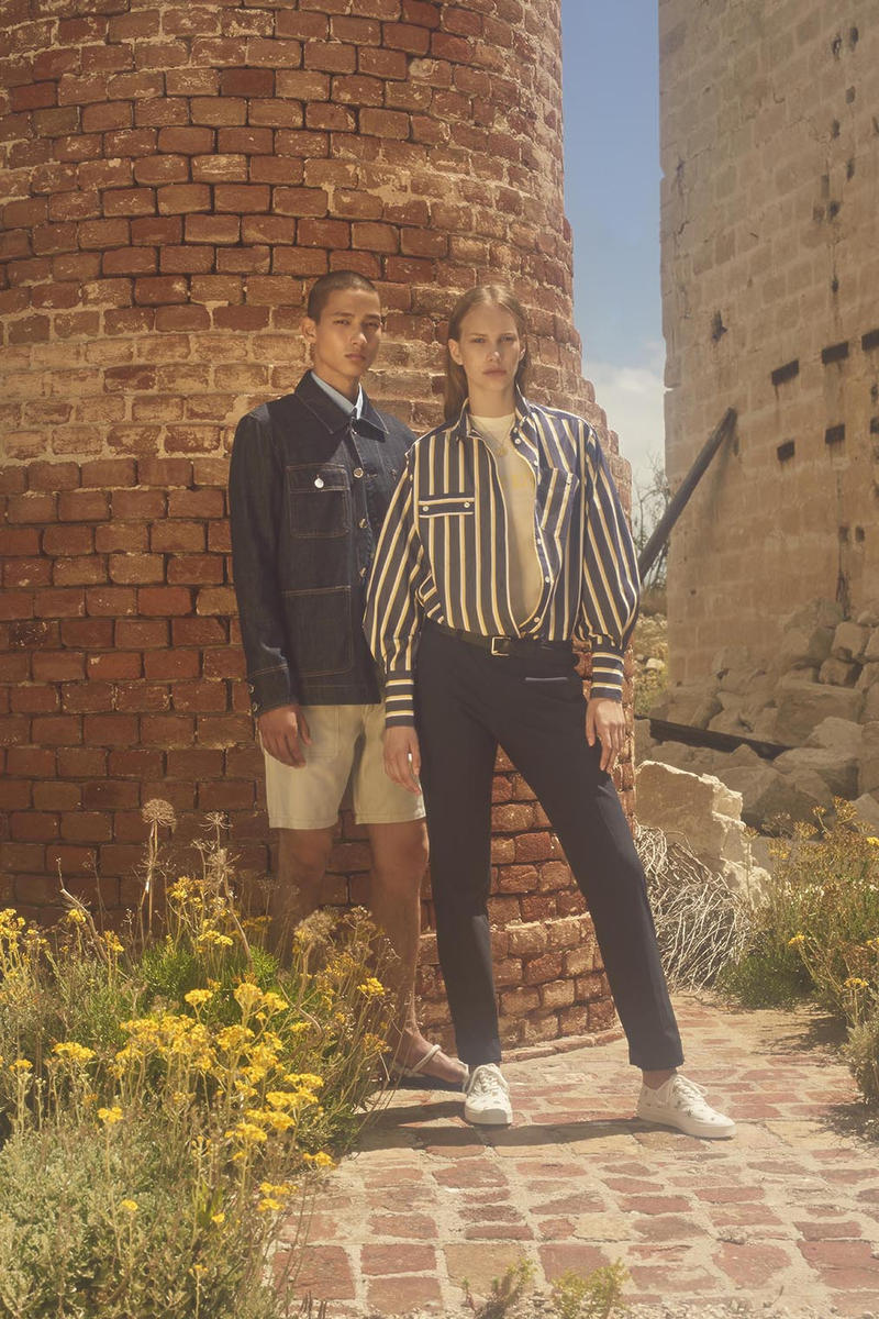 Maison Kitsuné Spring/Summer 2019 Collection Lookbook Italian Riviera Release Details First Look News Ancora Tu SS19