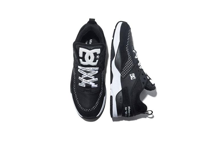 d938283e5bbd Maison Mihara Yasuhiro Teases DC Shoes Collaboration