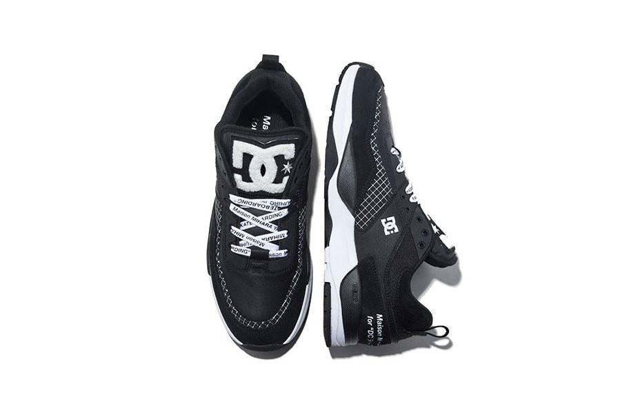 9b74a257d1 Maison Mihara Yasuhiro x DC Shoes E. Tribeka