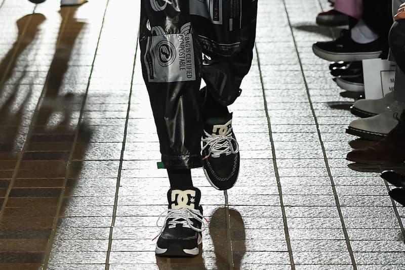 Maison Mihara Yasuhiro DC Shoes E. Tribeka collaboration july 13 2018 drop release date japan skate shoe footwear info teaser image surface look