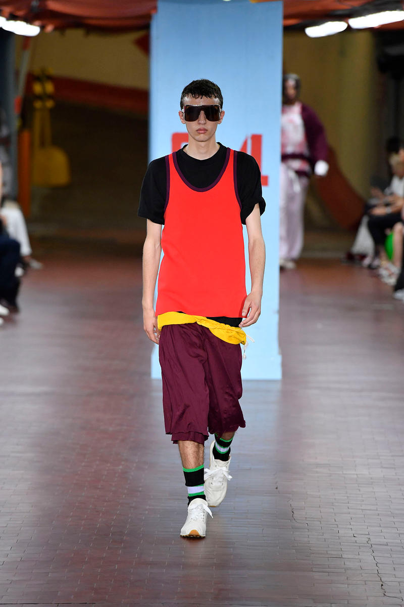 Marni Spring/Summer 2019 Milan Fashion Week Sports