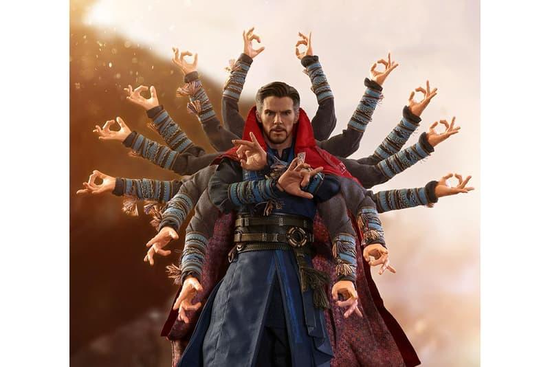 Hot Toys Avengers: Infinity War Doctor Strange Figure Marvel Studios 1/6th Action