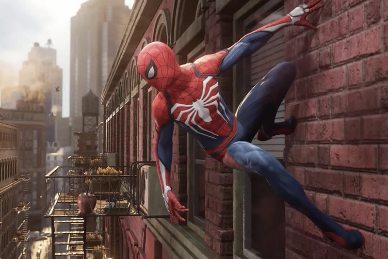 Spider-Man PS4 Voice Actor Marvel Entertainment Mystery Villain Doctor Octopus Confirmed Chris Jai Alex