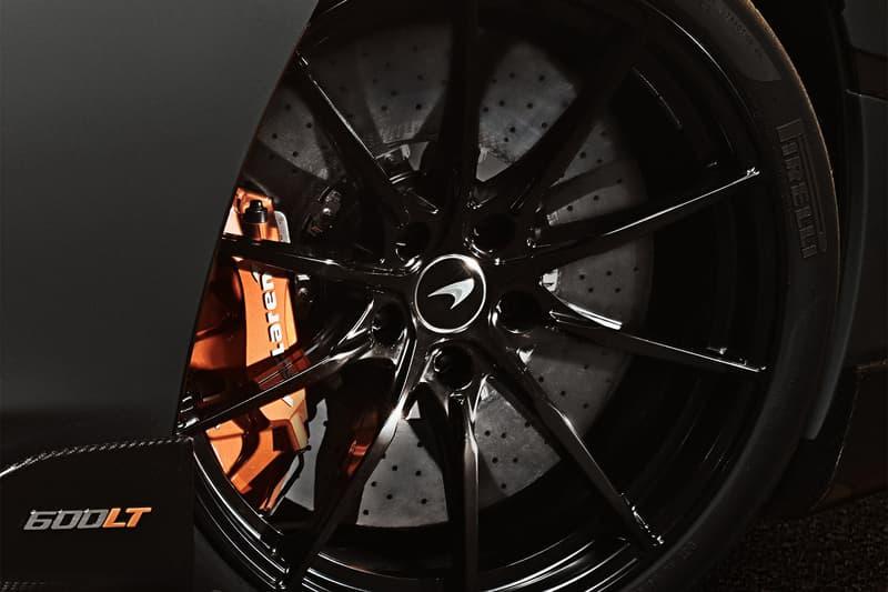 McLaren 600LT official debut premiere unveiled unveiling june 2018 2019