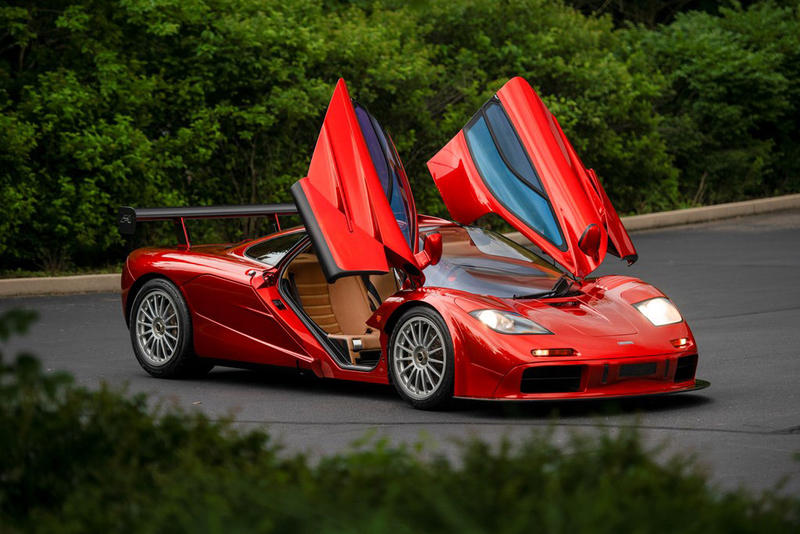 RM Sotheby McLaren F1 Private Sales Division McLaren Special Operations vehicles automobiles cars