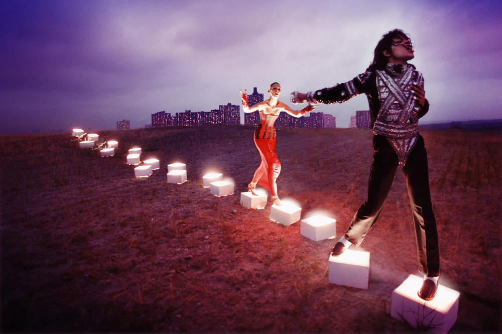 michael jackson on the wall exhibition national portrait gallery