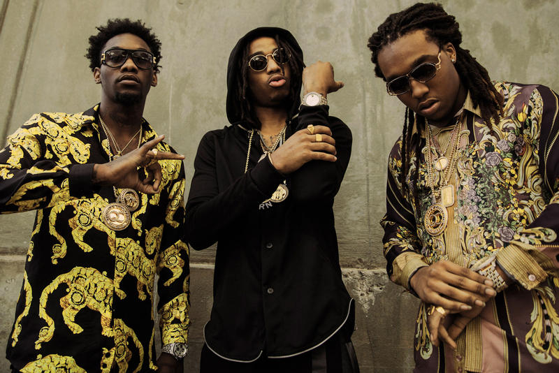 Migos Demo The Carters Jay-Z Beyonce Apeshit Online Offset Quavo everything is love song single album