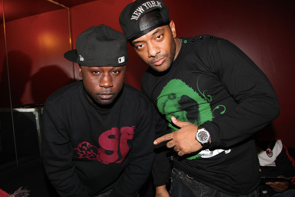 """Mobb Deep """"Boom Goes The Cannon"""" Unreleased Song 