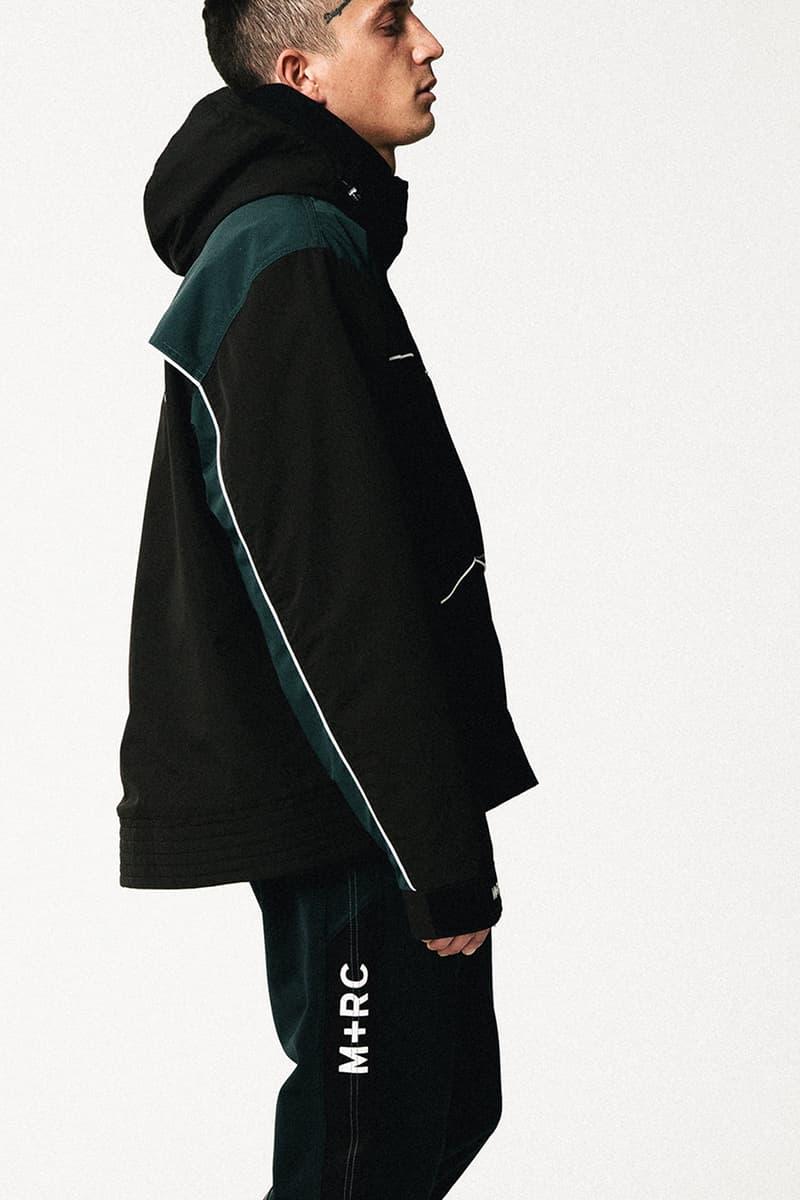 M+RC Noir Collection HBX Arrivals Playboi Carti Jackets Hoodies Track Pants spring summer 2018 drop delivery buy shop store playboi carti