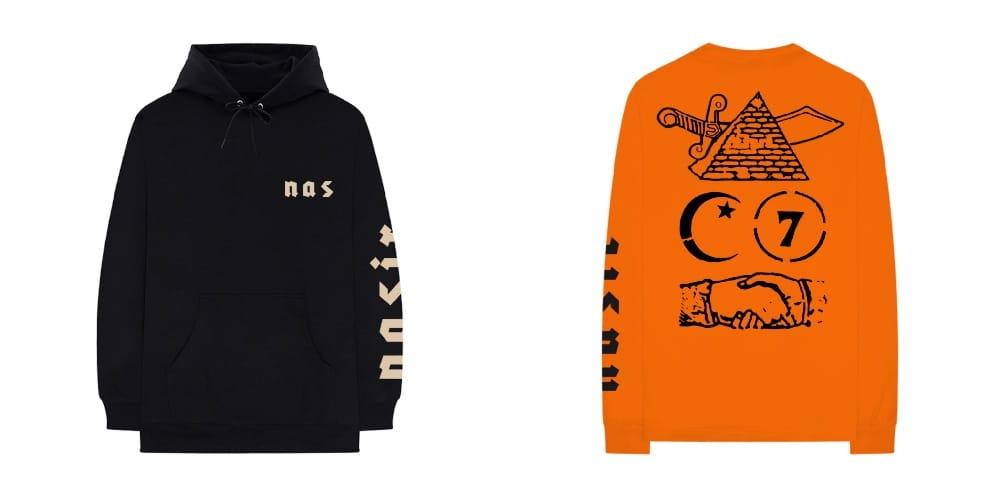 0a40e787c Nas Follows up 'Nasir' Album With Official Merch Collection
