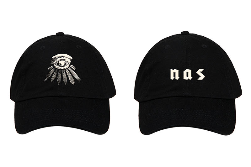 Nas 'Nasir' Kanye West New Merch listening party Queensbridge Queens New York City T Shirt Longsleeve Hoodie caps vinyl cassette CD signed litho