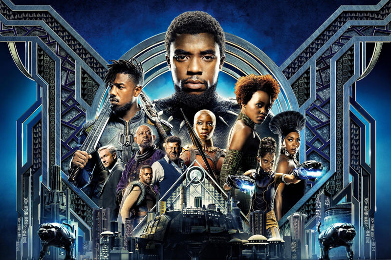 National Museum of African American History Culture Black Panther Display Props Marvel Studios