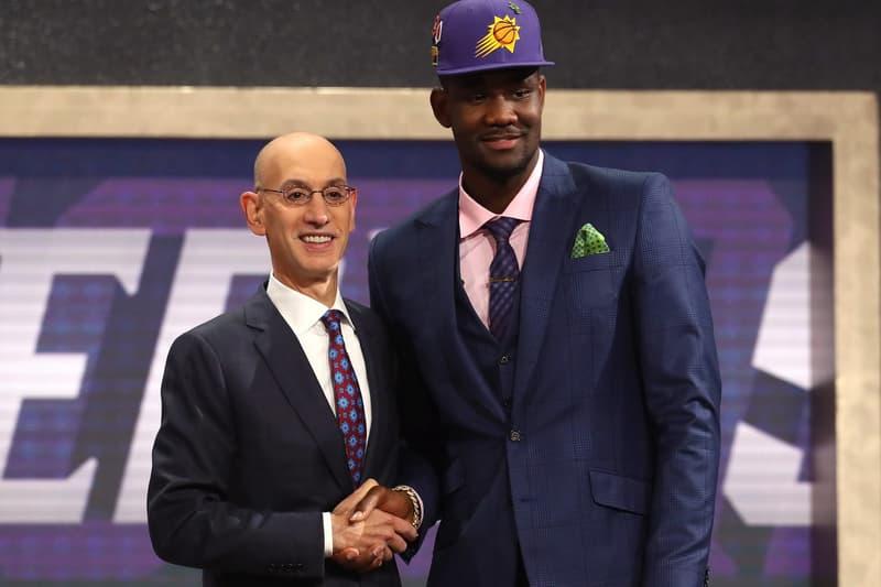 NBA Draft 2018 Order List Picks Mock Draft DeAndre Ayton Marvin Bagley III Phoenix Suns Sacramento KIngs Luka Doncic Dallas Mavericks Jaren Jackson Jr Memphis Grizzlies Trae Young Atlanta Hawks