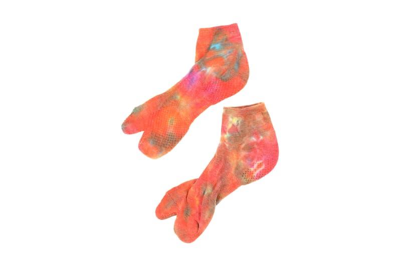 NEEDLES Geta Sandals tabi Socks spring summer 2018 june release date info drop shoes footwear tie dye japanese